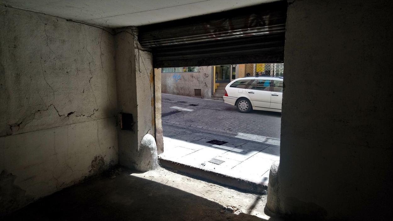 LOCAL EN CUESTA DE LA RAQUETA (REF: LO-1) - foto 1 DSC_3749.jpg